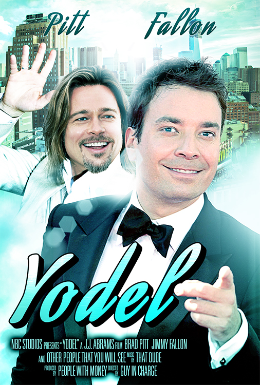 Yodel with Jimmy Fallon and Brad Pitt